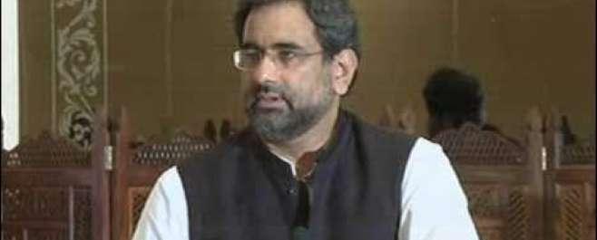 پاکستانی سیاست میں اب نامعلوم کالزکا سلسلہ نہیں چلےگا،شاہدخاقان عباسی