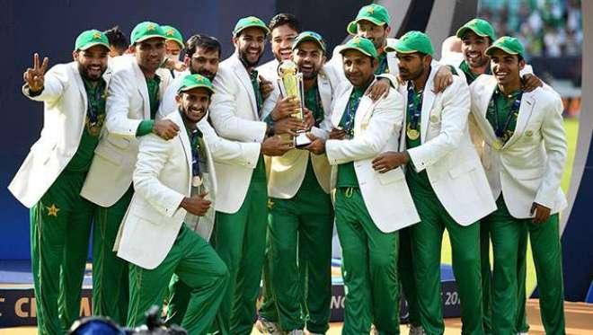 چیمپئنز ٹرافی ہمیشہ پاکستان کے پاس ہی رہے گی
