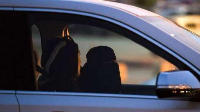 سعودی خواتین ڈرائیونگ سیٹ سنبھالنے کو تیار