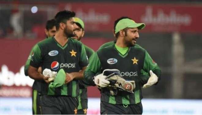 سکاٹ لینڈ کے خلاف سیریز کیلئے پاکستان ٹیم کا اعلان