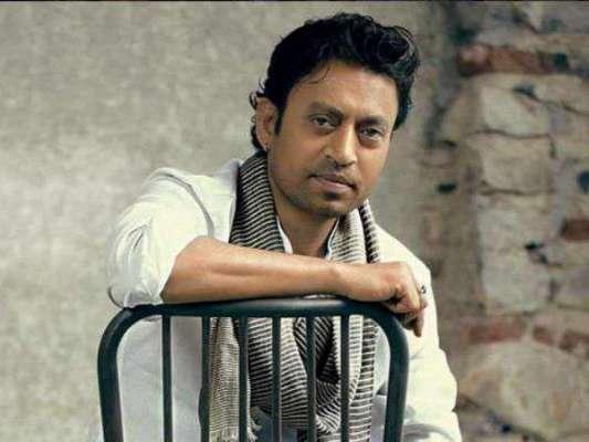 عرفان خان 2 ماہ بعد فلم ''کارواں'' کے لئے ٹویٹر پر واپس
