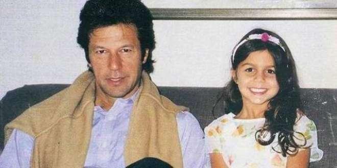 عمران خان کے مزید 5 ناجائز بچے ہیں