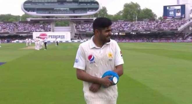 لارڈز ٹیسٹ سے پاکستانی ٹیم کے حوالے سے تشویش ناک خبر، بابر اعظم زخمی ..