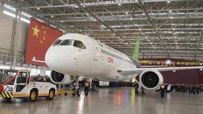 چین کی حکومت کا مستقبل قریب میں غیر ملکی کار ساز،جہاز ساز اور طیارہ ..