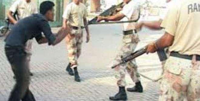 کراچی میں دفتر جانے والے پولیس اہلکار ٹارگٹ کلنگ کا شکا ر