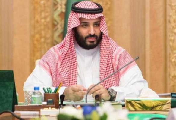 سعودی ولی عہد کا تاریخی دورہ ، شاہی دورے سے قبل ہی شاہانہ انداز