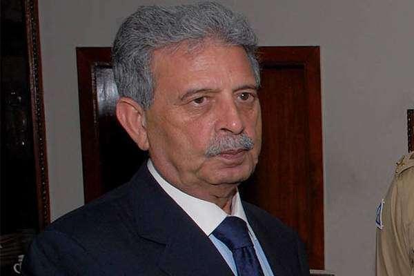 وفاقی وزیر دفاعی پیداوار رانا تنویر حسین کی قطر کے وزیر اعظم عبداللہ ..