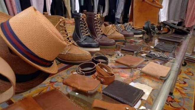 چمڑے کی اشیائ  کی برآمدات میں آٹھ ماہ کے دوران 11.17 فیصد اضافہ
