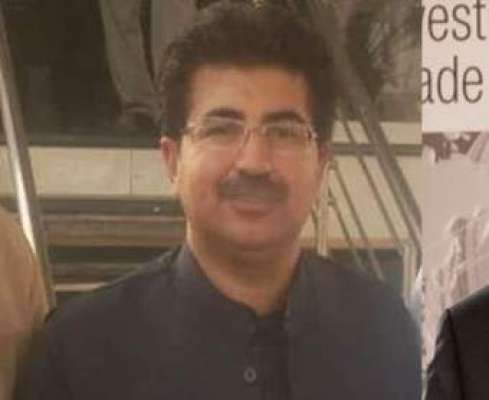 چیئرمین سینیٹ محمد صادق سنجرانی کی یکہ توت میں اے این پی کے جلسہ میں ..