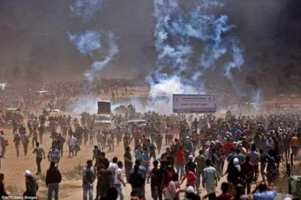 فلسطین اوراسرائیل کے درمیان ثالثی کے لیے بڑے اسلامی ملک نے کوششیں تیز ..
