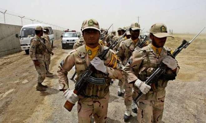 پاک،ایران سرحد کے قریب عسکریت پسندوں کا حملہ،