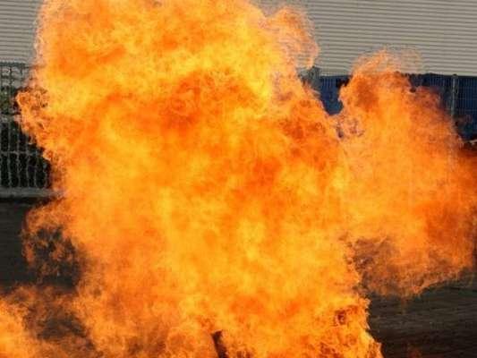 شمالی وزیرستان کے نواحی گاؤں عیدک میں دھماکا