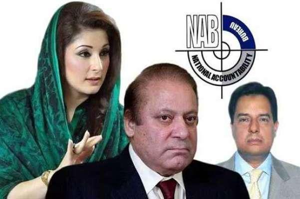 لاہور ہائیکورٹ میں شریف خاندان کی سزا کے خلاف اپیل سماعت کے لیے مقرر