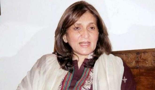 تحریک انصاف کی بانی رہنما فوزیہ قصوری کے کاغذات نامزدگی مسترد کر دیے ..