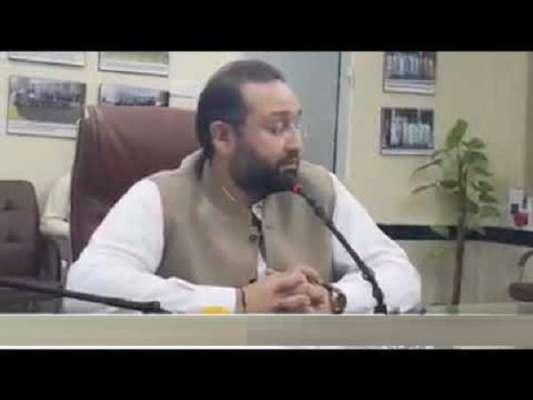 محکمہ صحت میں انقلابی اقدامات کئے جارہے ہیں،ڈاکٹرہشام انعام اللہ خان