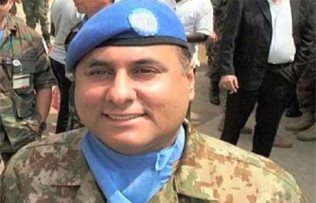 کوئٹہ میں شہید ہونیوالے کرنل سہیل عابد کی نماز جنازہ آبائی علاقے وہاڑی ..