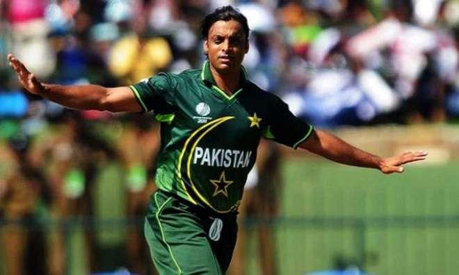 """""""راولپنڈی ایکسپریس"""" شعیب اختر کا کرکٹ کے میدانوں میں واپسی کا اعلان"""