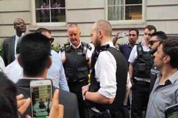 لندن میں حسین نواز کے بیٹے کو گرفتار کر لیا گیا