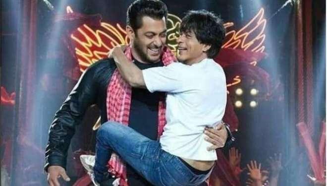 شاہ رخ اور سلمان خان ایک ساتھ نئی فلم میں انٹری دینے کو تیار