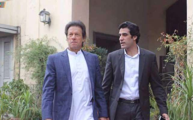 عمران خان پارٹی معاملات پر عون چوہدری سے شدید ناراض، وزیراعظم ہاوس ..