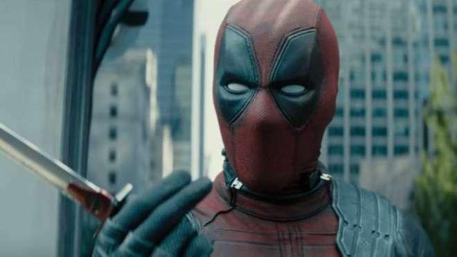 سپر ہیرو فلم ''ڈیڈ پول 2'' کا نیا ٹریلرجاری