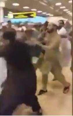 کراچی ائیرپورٹ میدان جنگ بن گیا