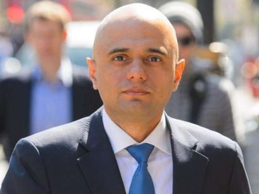 لندن میں پاکستانی نژاد ساجد جاوید برطانیہ کے نئے وزیر داخلہ مقرر