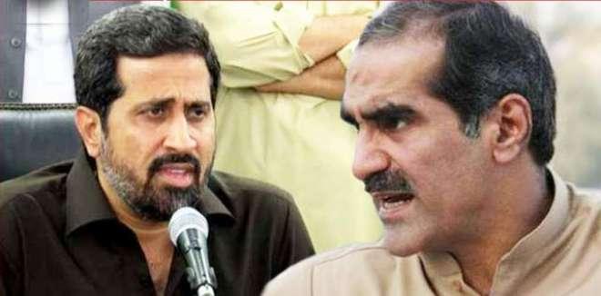 خواجہ سعد رفیق نے تحریک انصاف میں شمولیت کیلئے سیکرٹری جنرل کے عہدہ ..