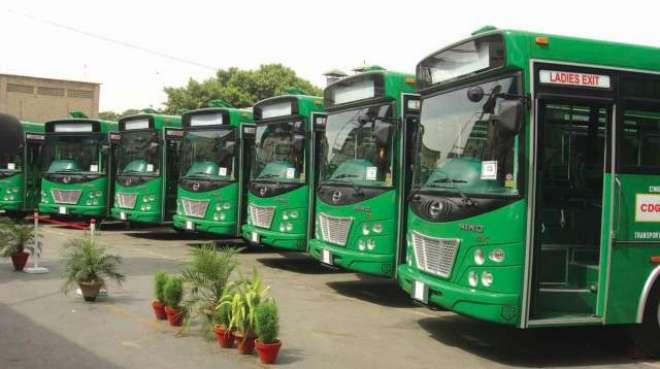 پنجاب بھر میں پبلک ٹرانسپورٹ کرایوں میں اضافہ کر دیا گیا