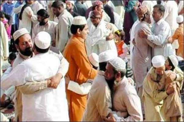 خیبر پختونخوا میں ہر سال کی طرح امسال بھی عید الفطر مقامی رویت ہلال ..