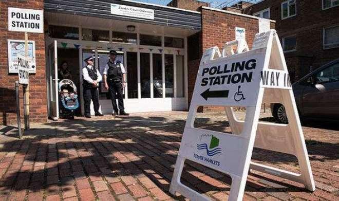 برطانیہ میں بلدیاتی انتخابات کے لیے ووٹنگ '500سے زائد پاکستانی نژاد ..