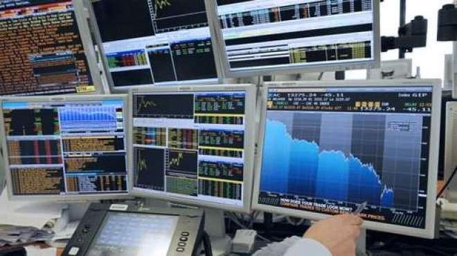 یورپین سٹاک مارکیٹس میں اضافہ کا رجحان