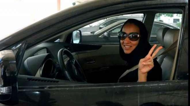 سعودی عرب میں خواتین کی ڈرائیونگ کے