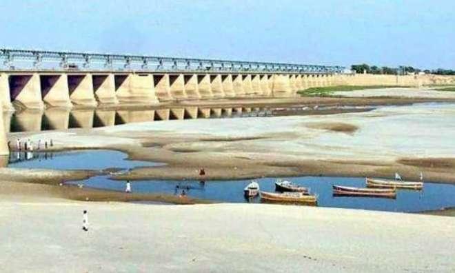 سندھ میں پانی کی قلت شدت اختیارکرگئی