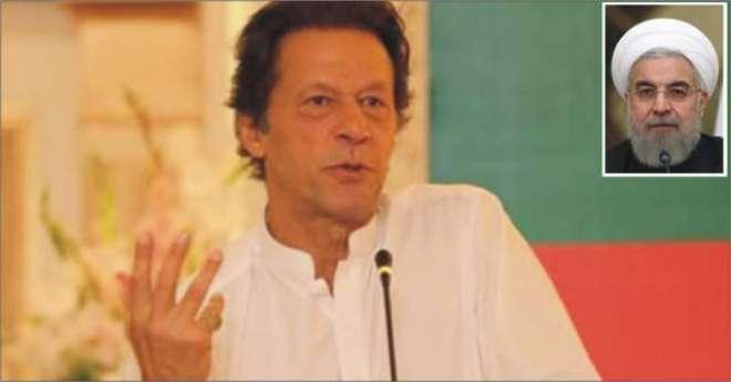 ایرانی صدر نے عمران خان کو عالم اسلام کی امید قرار دے دیا