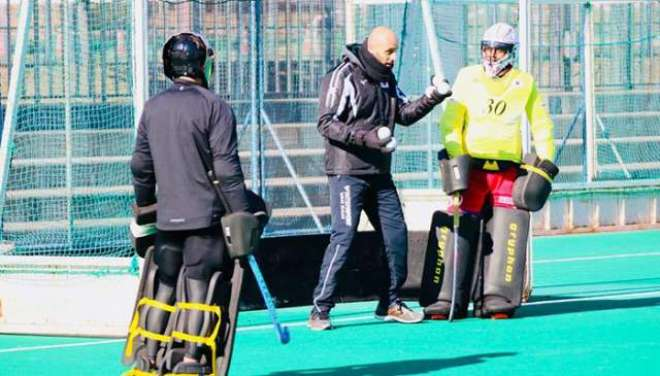 سابق اولمپیئن سلمان اکبر نے جاپانی کھلاڑیو ں کو اپنا تجربہ منتقل کرنا ..