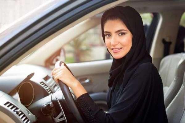سعودی عرب : خواتین کی ڈرائیونگ کا تاریخی لمحہ چند دِنوں کی دُوری پر