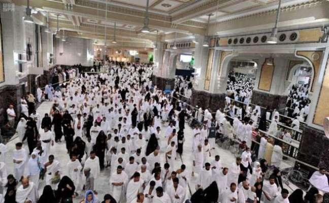 حرم شریف مکہ معظمہ اور مسجد نبوی الشریف مدینہ المنورہ میں رمضان المبارک ..
