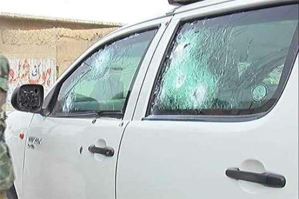 مسلم لیگ ن کے رہنما کی گاڑی پر نامعلوم افراد کی فائرنگ