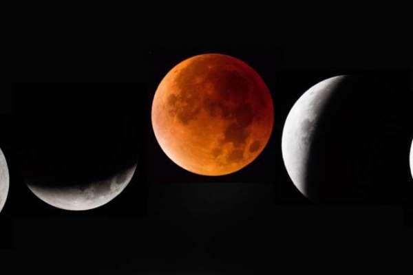 رواں سال کا آخری چاند گرہن 30نومبر پیر اور سورج گرہن 14دسمبر پیر کو ہوگا