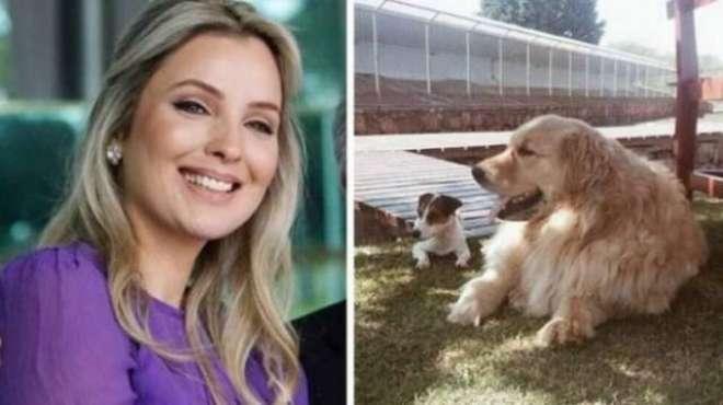 برازیل کی خاتونِ اول نے کتے کو ڈوبتا دیکھ کر جھیل میں چھلانگ لگا دی