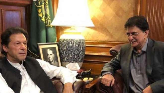 صاحبزادہ عامر جہانگیر کا معاون خصوصی برائے غیرملکی سرمایہ کاری کا ..
