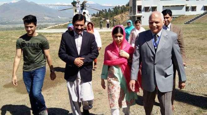 ملالہ یوسفزئی کے والد کا خوشحال سکول فنڈز کی کمی کے باعث بند کر دیا ..