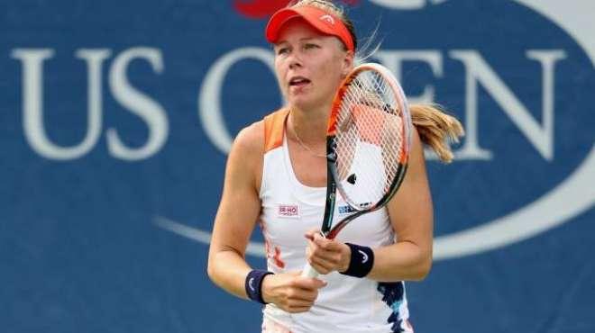 سویڈش کھلاڑی جوہانا لارسن نے نورومبرگ اوپن ٹینس ویمنز سنگلز ٹائٹل ..