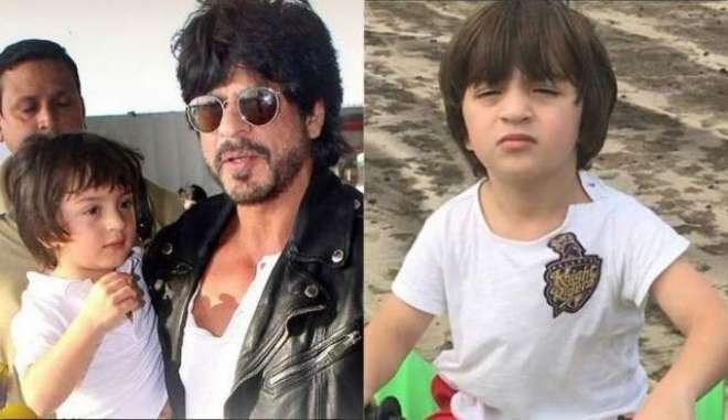 بالی وڈ کنگ شاہ رخ خان اور انکی اہلیہ نے اپنے چھوٹے بیٹے کی 5ویں سالگرہ ..