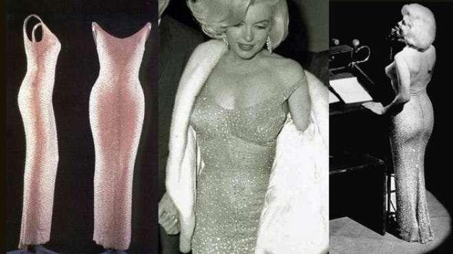 مارلن منرو کے ملبوسات کی نیلامی آئندہ ماہ کی جائے گی