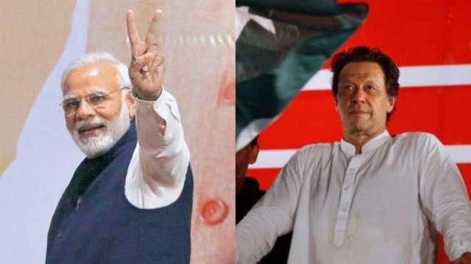بھارتی وزیراعظم نے وزیراعظم پاکستان عمران خان کو خط لکھ دیا