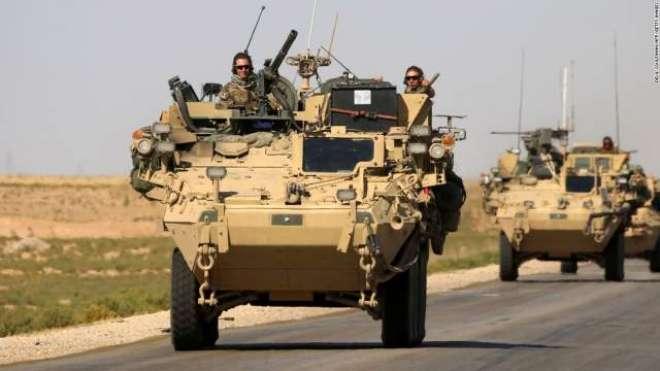 ایران کیخلاف جنگ کی تیاریاں مکمل، امریکا نے 1 لاکھ 20 ہزار فوجی روانہ ..
