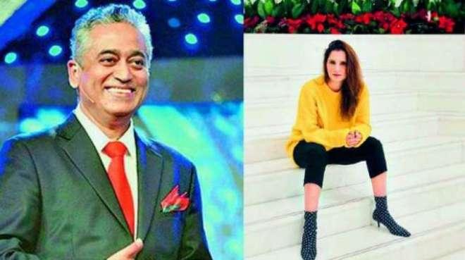 نئے مہمان کی آمد: ثانیہ مرزا اور بھارتی صحافی کی دلچسپ نوک جھونک وائرل ..