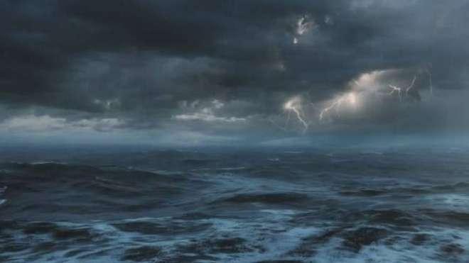 سمندری طوفان ''وایو'' شدت اختیار کرگیا، سندھ میں داخل ہونے کا قوی ..